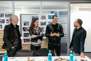 © DOSB/picture alliance/Jan Haas. Auf den Fotos abgebildet: Michael Kappeller, Adnan Maral, Selin Oruz, Timur Oruz