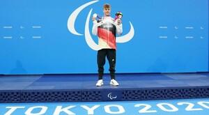 Taliso Engel gewinnt in Tokio Gold über 100 Meter Brust. Foto: picture-alliance