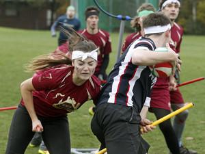Wie wäre es zum Entspannen mit einer Runde Quidditch. Foto: picture-alliance