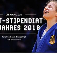 Sport-Stipendiat des Jahres 2018