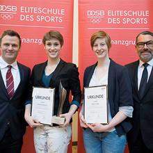 Auszeichnung der Eliteschüler des Jahres 2015