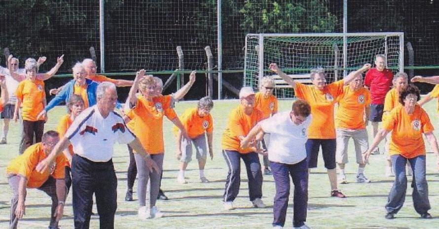 Eberswalde möchte mit einem Sportfest Senioren langfristig für körperliche Betätigung begeistern und sie aus dem Alltagstrott holen. Foto: mission-olympic.de
