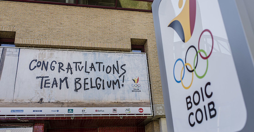 Das Belgische Olympische Komitee (BOIC) hat sich dem EOC EU-Büro angeschlossen. Foto: picture-alliance