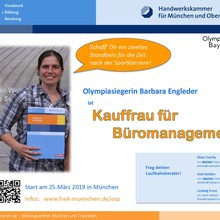 OSP München Ausbildung Bürokaufmann