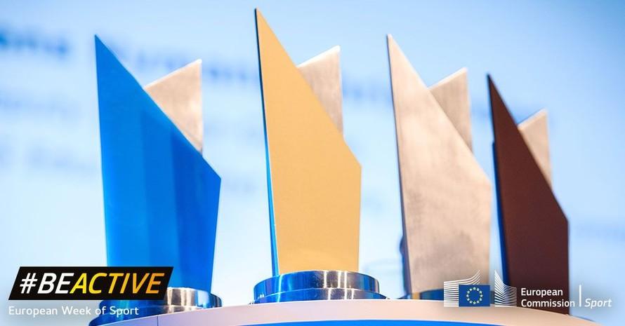 """Bis 31. Juli 2019 können sich Vereine, Bildungsstätten, Unternehmen oder auch Einzelpersonen für die """"BeActive-Awards bewerben. Copyright: EU"""