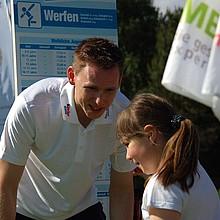Frank Busemann, Sportabzeichen-Kind