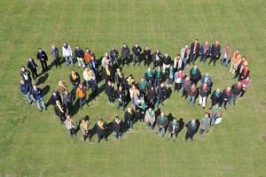 Netzwerke knüpfen und Communities aufbauen verbessert den Bildungserfolg. Foto: DOSB