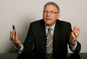 Stellungnahme des DOSB-Generaldirektors Michael Vesper zum neuen Glücksspielstaatsvertrag. Foto: DOSB
