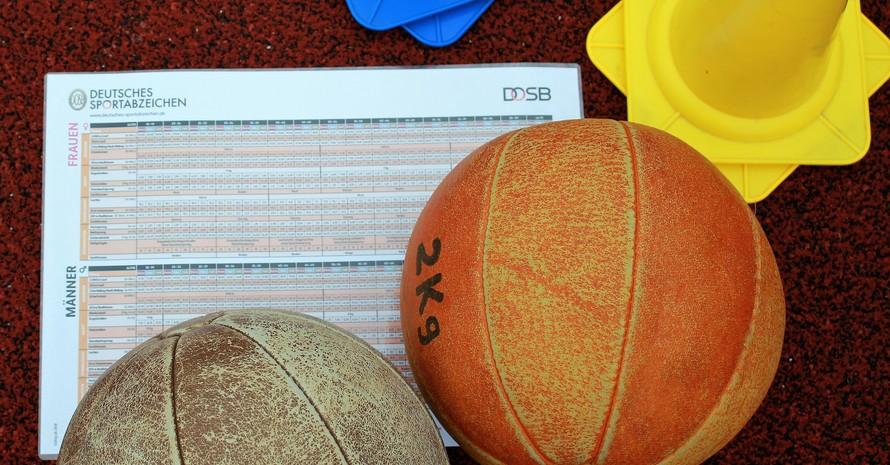 In diesem Jahr legten die Teilnehmer das Deutsche Sportabzeichen ab (Foto: Annegret Müller)