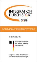 DOSB IdS Logo Button Stuetzpunktverein ab2018 Farbe rgb 300dpi