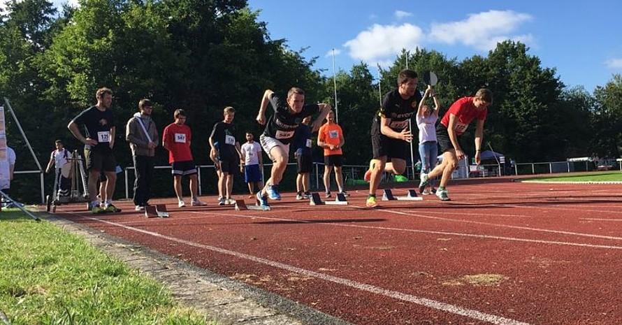 Besser abschneiden als 2018 ist die Devise bei der Sportabzeichen-Uni-Challenge in Paderborn (Foto: Facebookseite Uni Paderborn)