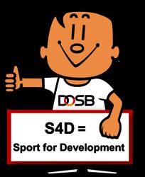 S4D = Sport for Development