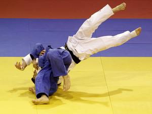 1.200 Judoka kämpfen in Frankfurt um Medaillen. Foto: picture-alliance