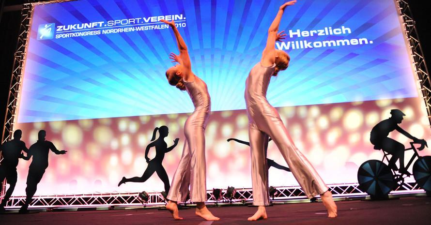 Zukunftskongress in Nordrhein-Westfalen. Foto: LSB NRW