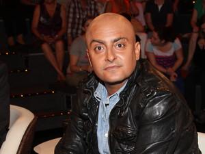Amir Kassaei, ehemaliger Kreativchef in der Werbebranche. Foto: dpa/pa