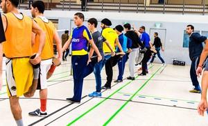 Sportvereine schaffen Integrationsmöglichkeiten und sind deshalb für viele Flüchtlinge ein Heimatort geworden. Foto: LSBNRW