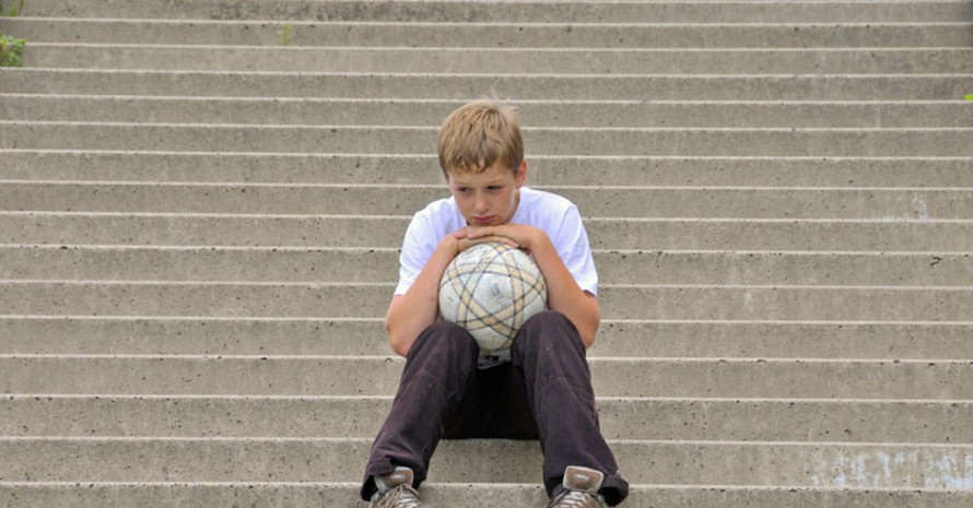 Der Lockdown hat Auswirkungen auf die physische, psychische und soziale Gesundheit aller Kinder- und Jugendlichen. Foto: picture-alliance
