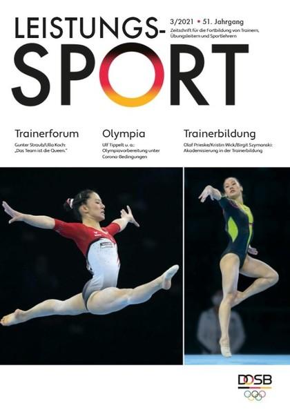 Zeitschrift Leistungssport 3 2021