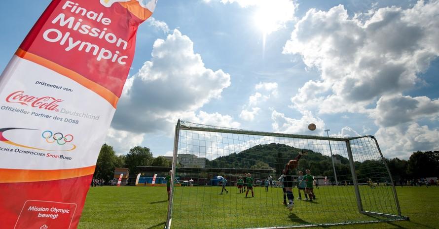 """Zwickau ist die letzte Station im Wettbewerb um den Titel """"Deutschlands aktivste Stadt"""". Foto: Mission Olympic"""