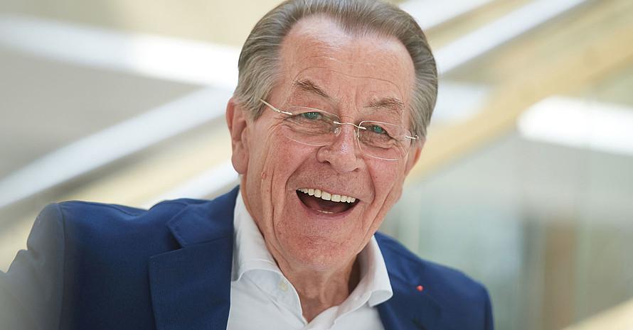Franz Müntefering ist seit 2015 Vorsitzender der BAGSO. Foto: picture-alliance