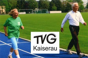 Zusammen 107 Mal das Sportabzeichen geschafft - Feodora und Rudolf Bönninger (Foto: Klaus Grosse)