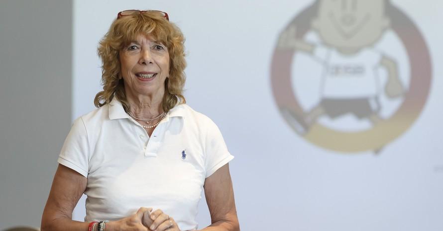 DOSB-Vizepräsidentin Prof. Gudrun DOll-Tepper sieht die Inklusion in Deutschland auf einem guten Weg. Foto: Stadt Regensburg/Stefan Effenhauser