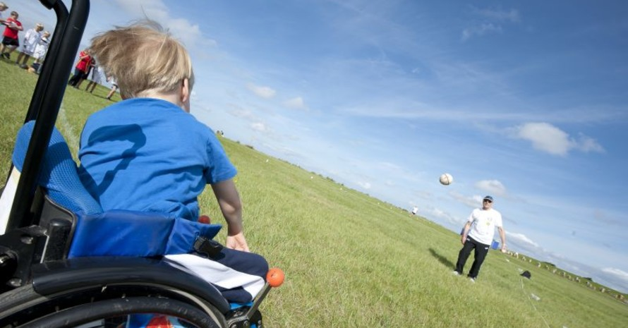 Das Bundesteilhabegesetze soll die  Lebenssituation von Menschen mit oder mit   drohender   Behinderung verbessern und ihnen   eine selbstbestimmte und individuelle  Lebensplanung ermöglichen. Foto: DOSB