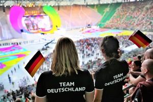 Das World Games Team Deutschland präsentierte sich bei der zehnten Auflage der Weltspiele in Topform. Foto: DOSB