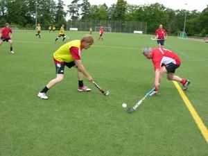 Auch Hockey wird bei den Seniorenspielen in Wismar angeboten. Foto: LSB Mecklenburg-Vorpommern