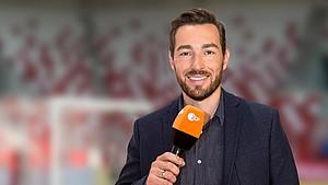 ZDF-Moderator Sven Voss