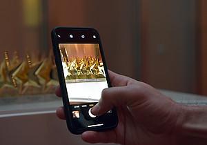 Ab sofort kann für den Publikumspreis bei den Sternen des Sports abgestimmt werden. Gewonnen hat, wer am 20. Januar, 12.00 Uhr, die meisten Zuschauerstimmen erhalten hat. Foto: BVR / DOSB / picture alliance