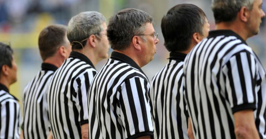 Mit ihrem Können ermöglichen Schiedsrichter oft erst hinreißende Spiele und hochklassige Wettkämpfe. Foto: LSB NRW