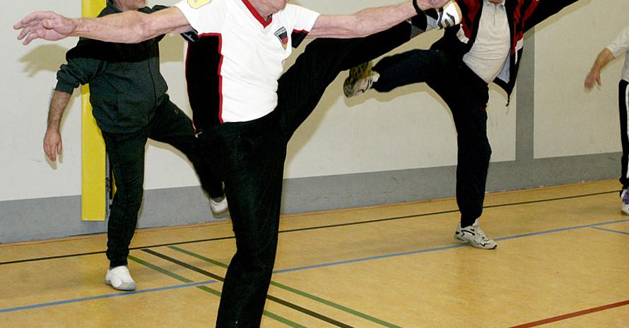 Körperliche Aktivität schafft mehr Lebensqualität. Foto: picture-alliance