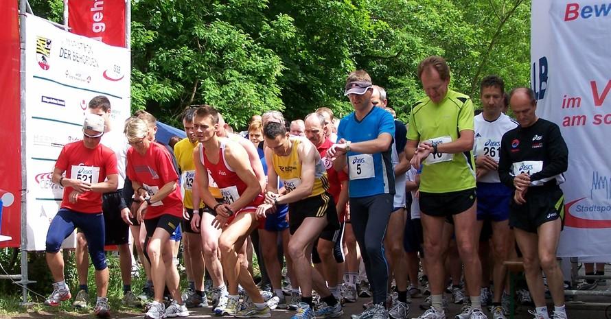 """Für die Initiative """"Marathon der Behörden"""" erhält Halle/Saale den Titel in der Kategorie """"Förderung des Sports am Arbeitsplatz"""". Foto: mission-olympic.de"""