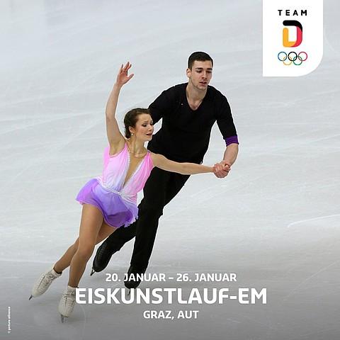 Eiskunstlauf-EM in Österreich