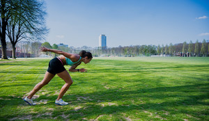 Sport im Freien ist auch in Zeiten von Corona sehr wichtig. Foto: LSB NRW