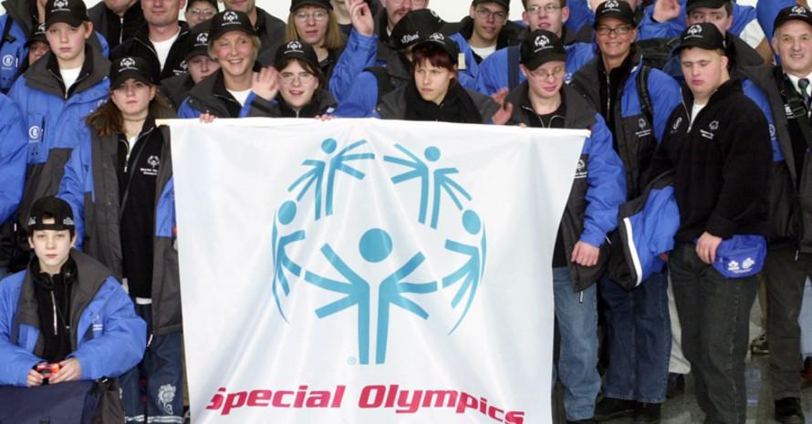 Teilnehmer der Special Olympic World Winter Games 2009. Foto: SOD