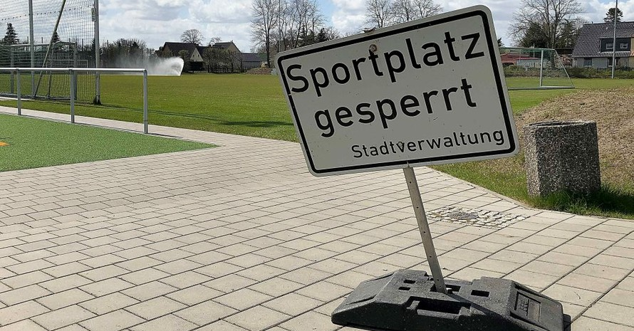 Sport im Verein bleibt auch im Bundes-Lockdown weitestgehend untersagt. Foto: picture-alliance