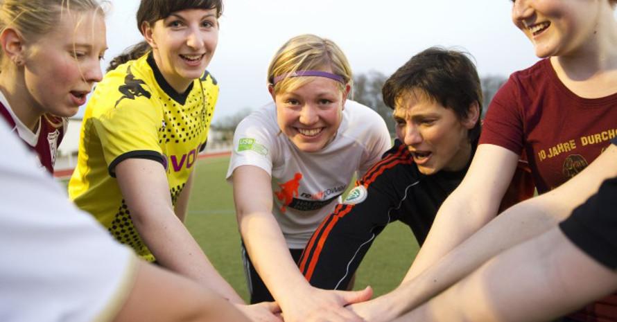 Auch im Sport muss noch viel für Gleichstellung getan werden. Foto: LSB NRW