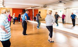 Regelmäßiges Training kann Demenz nicht nur aufhalten, sondern die kognitiven Fähigkeiten sogar verbessern. Foto: LSB NRW