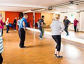 Bewegung steigert auch die geistige Fitness. Foto: LSB NRW