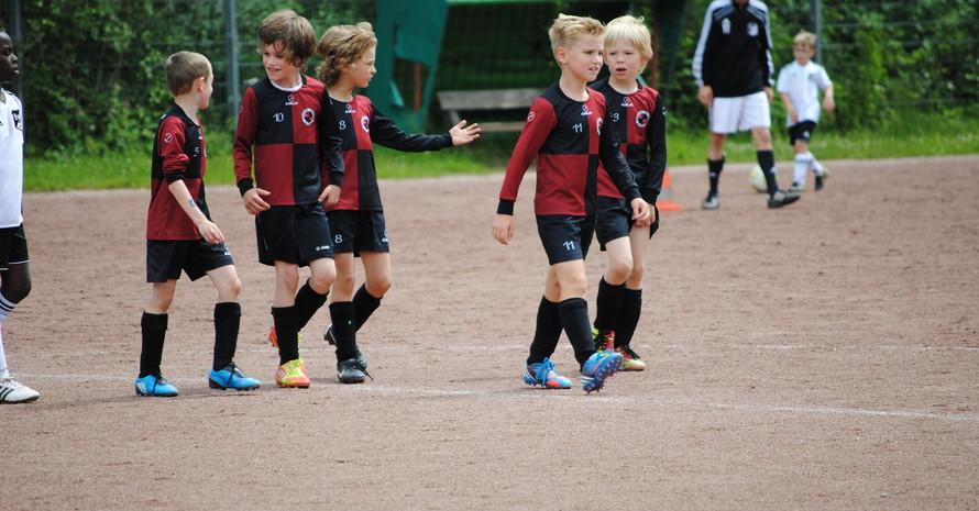Ich werde groß mit Sport in Duvenstedt Foto: Duvenstedter Sportverein von 1969