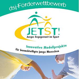 JETST steht für junges Engagement im Sport. Foto:dsj