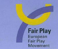 Das Logo der europäischen Fairplay-Bewegung