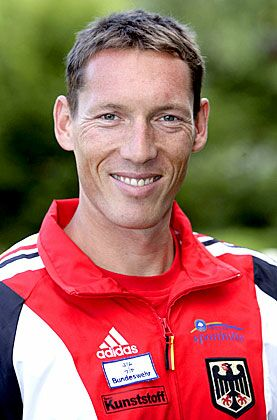 Andreas Dittmer ist nach seiner Leistungsssportkarriere zuständig für die Sportförderung. Copyright: picture-alliance