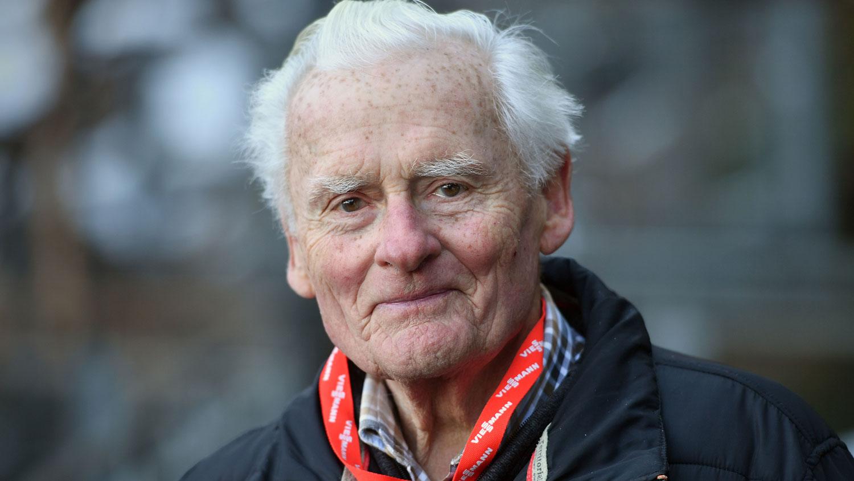 Zum 85. Geburtstag der Rodellegende Sepp Lenz