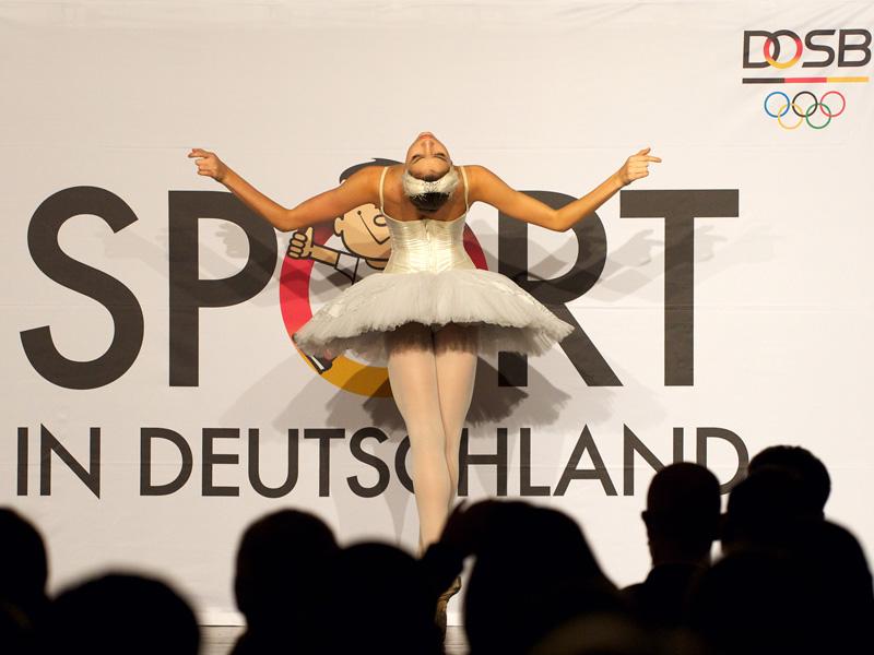 Eine BalletttänzerinDating absolut kostenlos