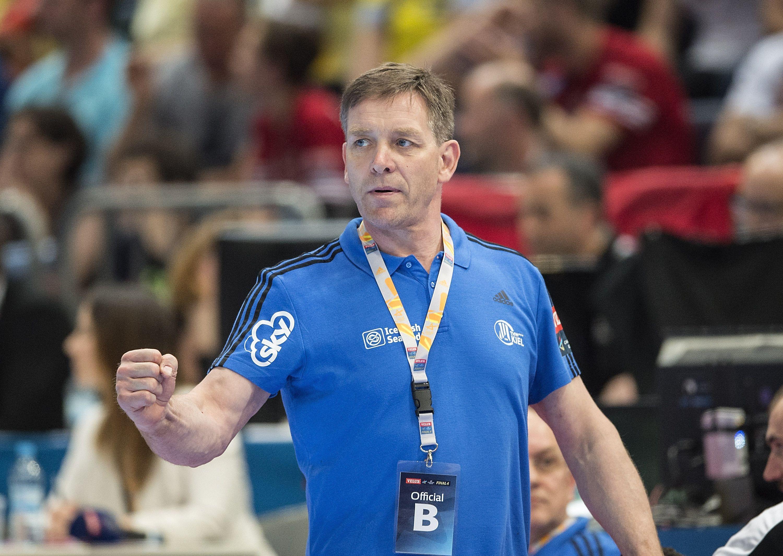 Gislason wird neuer Handball-Bundestrainer