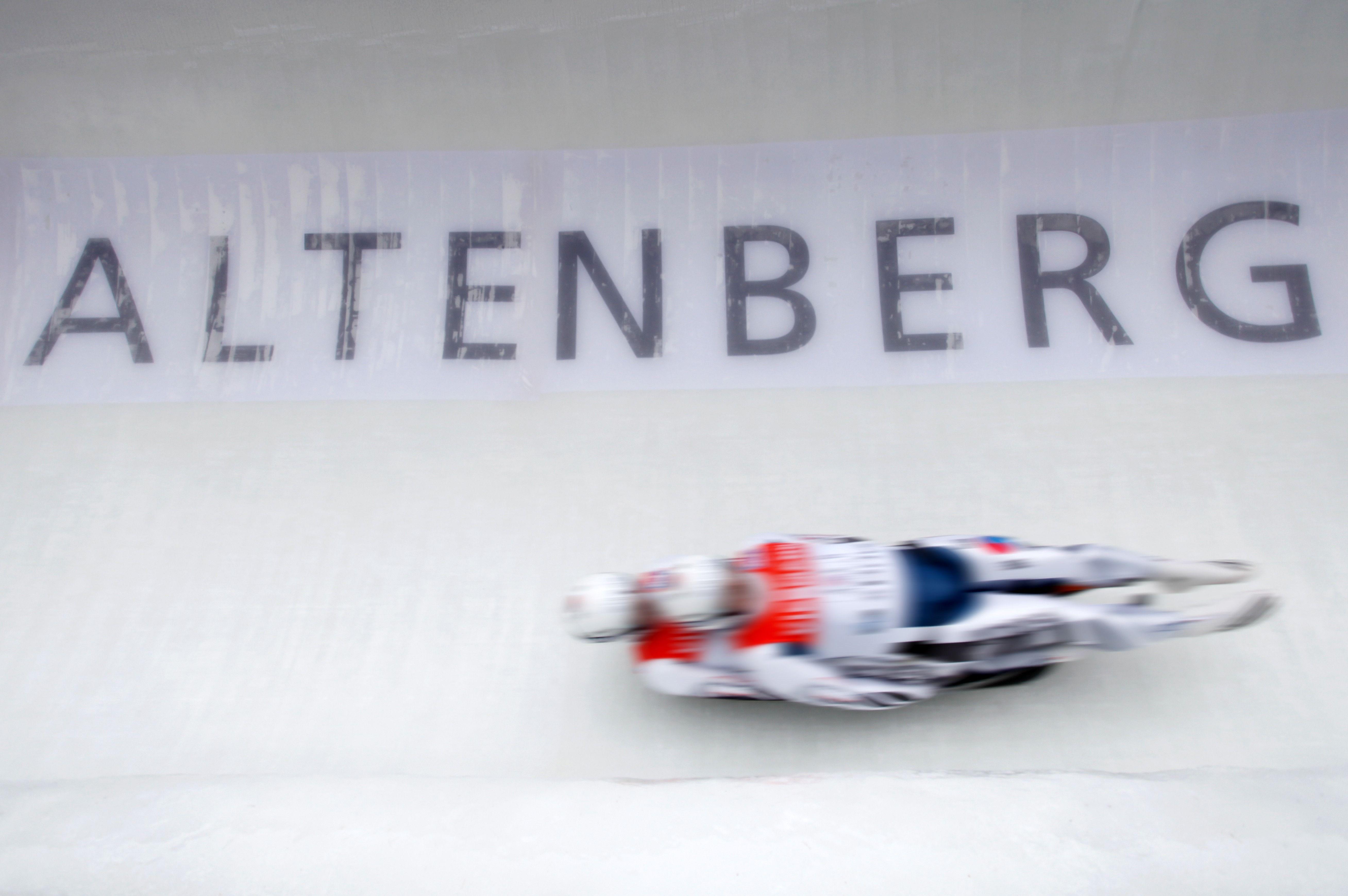 Team für Bob-WM in Altenberg nominiert