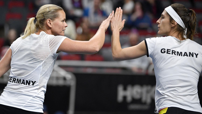 Fed Cup 2020 auf Sportdeutschland.TV